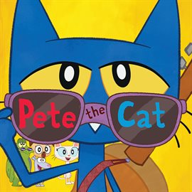 Pete the Cat, book cover