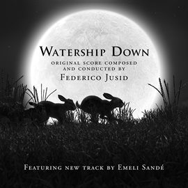 Cover image for Watership Down (Original Motion Picture Soundtrack)