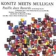 Konitz meets Mulligan cover image
