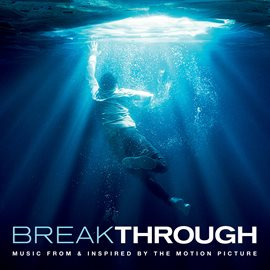 Breakthrough soundtrack, book cover