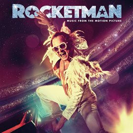 Rocketman soundtrack, book cover