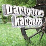 Party tyme karaoke - classic country 7 cover image