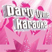 Party tyme karaoke - pop female hits 9 cover image