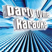 Party tyme karaoke - pop male hits 8 cover image