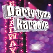 Party tyme karaoke - show tunes 4 cover image