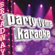 Party tyme karaoke - show tunes 2 cover image