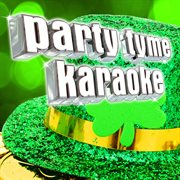 Party tyme karaoke - irish songs cover image