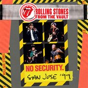 From the vault: no security - san jose 1999 (live). Live cover image