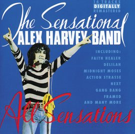 Cover image for All Sensations (Best Of)