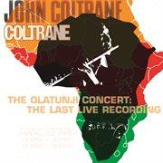 The olatunji concert: the last live recording cover image