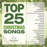 Top 25 christmas songs cover image