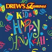 Drew's famous presents kids happy hanukah cover image