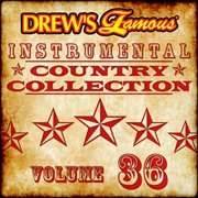 Drew's famous instrumental country collection (vol. 36). Vol. 36 cover image