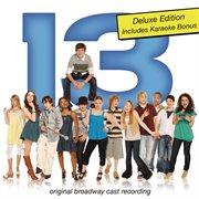 13: original Broadway cast recording cover image