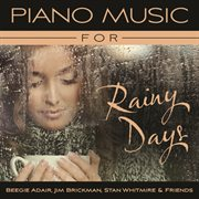 Piano music for rainy days cover image