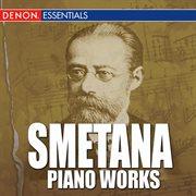 Smetana - piano works cover image