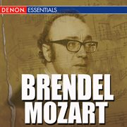 Brendel - mozart - piano concerto in g major kv 453 - piano concerto in b flat major kv 595 cover image