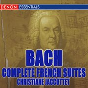 J. s. bach: french suites cover image