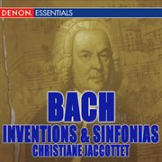 Bach: inventions and sinfonias cover image