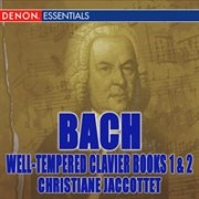 Bach: well tempered clavier, books i & ii cover image