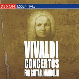 Vivaldi: Concerto for Guitar in D and in C - Concerto