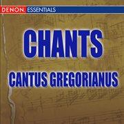 Cantus gregorianus cover image