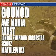 Gounod: faust - ave maria cover image