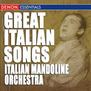 Great italian songs cover image