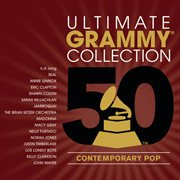 Ultimate Grammy collection: contemporary pop cover image