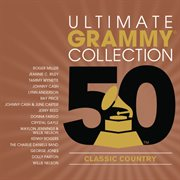 Ultimate Grammy collection: classic country cover image