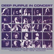 In concert 1970 / 1972 cover image