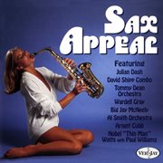 Sax appeal cover image