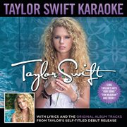 Taylor Swift karaoke. Red cover image