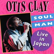 Soul man, live in Japan cover image