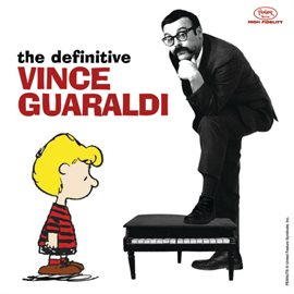 Cover image for The Definitive Vince Guaraldi