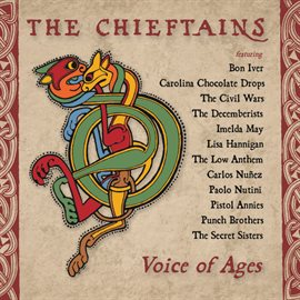 Voices of the Ages by The Chieftains, book cover