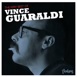 Cover image for The Very Best Of Vince Guaraldi
