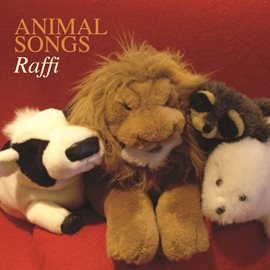 Animal Songs Raffi, portada del libro