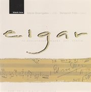 Elgar: re-discovered works for violin cover image
