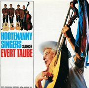 Hootenanny singers sjunger evert taube cover image