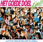 Het goede doel: live!!! cover image