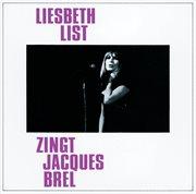 Liesbeth list zingt jaques brel cover image