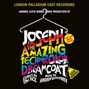 Andrew Lloyd Webber's new production of Joseph and the amazing technicolor dreamcoat cover image