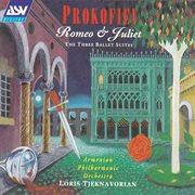 Prokofiev: romeo & juliet - the three ballet suites cover image