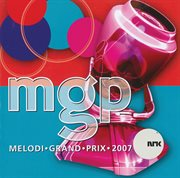 Melodi grand prix 2007 cover image