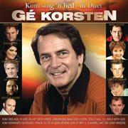 Kom sing 'n lied - in duet cover image