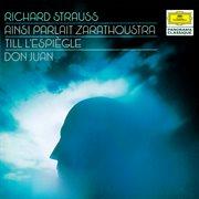 Strauss, r.: also sprach zarathustra; till eulenspiegel; don juan cover image