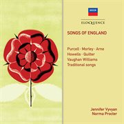 Songs of England cover image