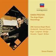 20th century organ music cover image