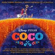 Coco : banda de sonido original de la película cover image